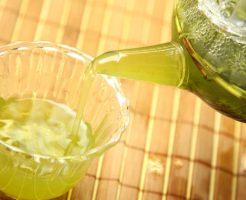 緑茶の安全性