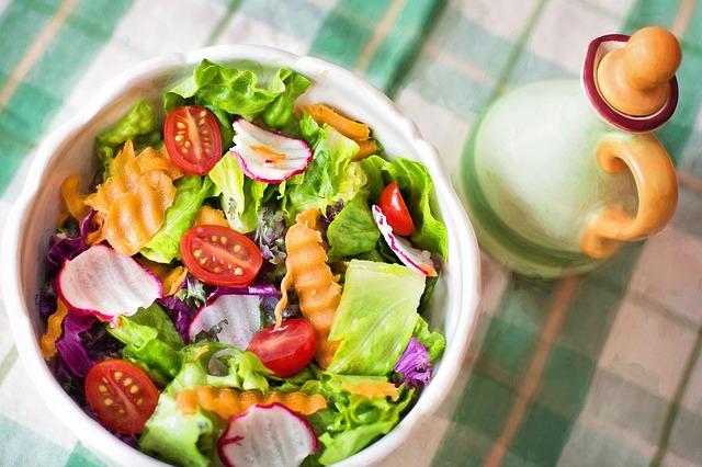 糖化には野菜を先に食べる