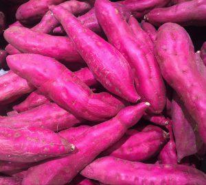 サツマイモの抗がん作用