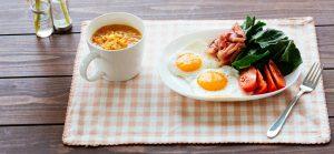 時間栄養学と朝食
