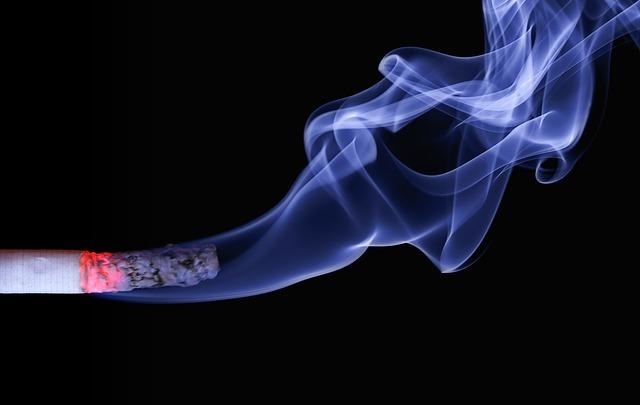 タバコとがん