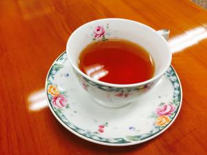 シナモン紅茶