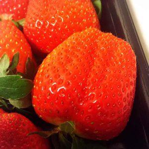 イチゴの効果と成分