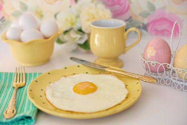 睡眠負債解消に卵