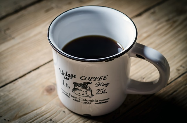 MCTオイルとコーヒー