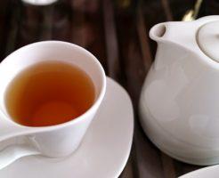 小豆茶の副作用