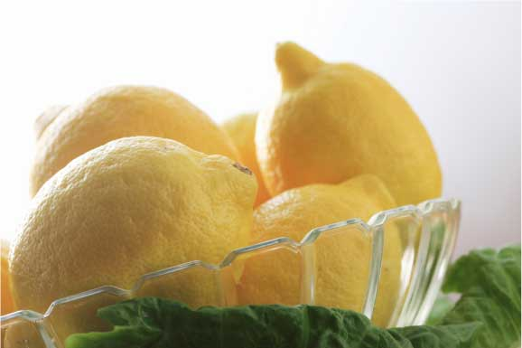 レモンの効能や効果